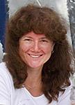 Pfarramtssekretärin Irene Engelhardt