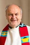 Pfarrer Gerhard Metzger, evangelische Kirchengemeinde Altensittenbach, St. Thomas, Portrait, 17.05.2015 ; © Thomas Geiger
