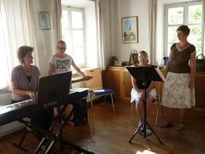 Treff.Lobpreis-Musikteam