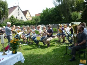 Gemeindefest-2015-Posaunenchor
