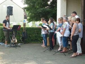 Gemeindefest-2015-Singteam-2