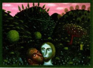 Kuss des Judas