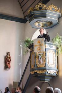 Brueckengottesdienst Hersbruck, Altensittenbach, Oberkrumbach in Oberkrumbach - Predigt Dekan Dr. Werner Thiessen