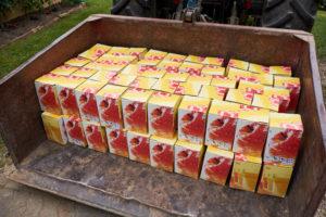 Apfelsaftaktion