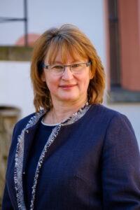Pfarramtssekretärin Monika Dorn